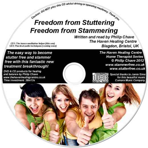 Freedom from Stammering CD